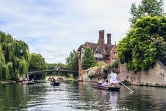 Cambridge, Cambridgeshire,  England. Stock Photography