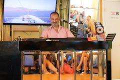 Cruise - Greece island Royalty Free Stock Image