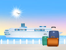 Cruise Stock Image