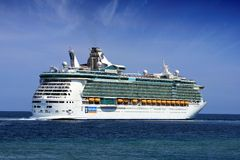 Cruise Independence of the Seas Royalty Free Stock Photos