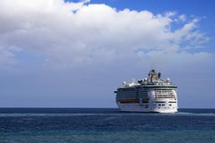 Cruise Independence of the Seas Royalty Free Stock Photography