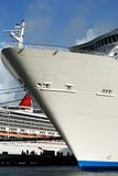Cruise Industry Royalty Free Stock Image
