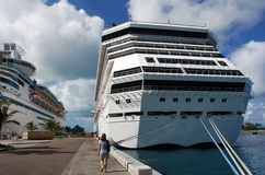 Cruise Industry Royalty Free Stock Photos