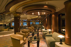 Cruise interior royalty free stock photography