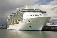 Cruise leviathan. Royalty Free Stock Image