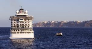 Cruise Line Stock Photo