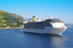 Cruise liner Royalty Free Stock Photos