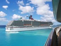 Cruise liner Stock Photos