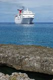 Cruise Liner Stock Photo