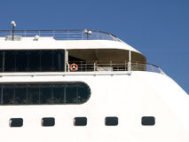 Cruise liner Stock Photography