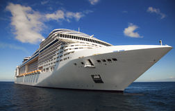 The cruise liner Royalty Free Stock Photography