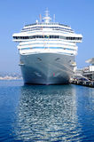 Cruise liner. Stock Photography