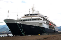 Cruise Liner Minerva Royalty Free Stock Images