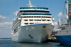 Cruise liner Nautica Stock Images