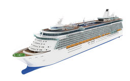 Cruise liner ship Stock Photography