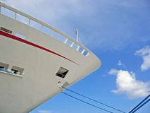 Cruise Lines Royalty Free Stock Photo