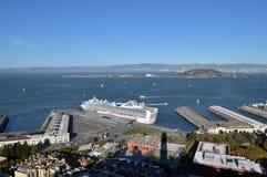 Cruise near Pier 39, San Francisco, California Royalty Free Stock Photos