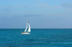 Cruise in paradise Stock Photo