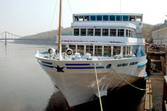 Cruise passenger ship Royalty Free Stock Image