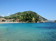 Island in the Ionian Sea Royalty Free Stock Images
