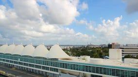 Cruise port of Miami stock footage