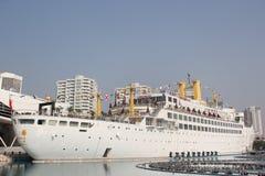 Cruise Restaurant Stock Image
