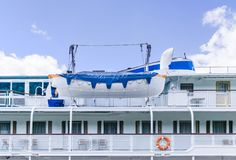 Cruise river ship stock images
