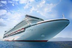 Cruise-schip Stock Afbeeldingen