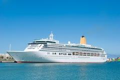 Cruise-schip Stock Foto