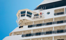 Cruise Ship. Royalty Free Stock Photos