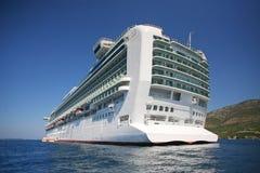 Cruise-ship stock photo
