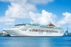 Cruise-ship stock images