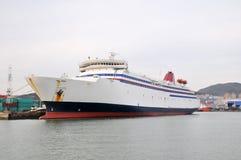 A cruise ship Stock Photos
