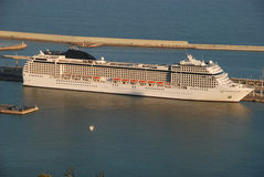 Cruise ship Stock Images