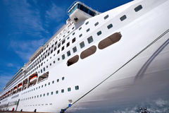 Free Cruise Ship Royalty Free Stock Photography - 40470807