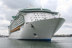 Cruise ship Royalty Free Stock Photo