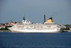 Cruise Ship Stock Images
