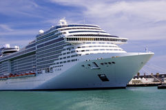Cruise Ship Royalty Free Stock Photos
