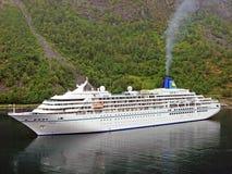 Cruise ship Amadea Royalty Free Stock Photo