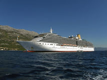 Cruise ship Arcadia Royalty Free Stock Photos