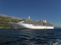 Cruise ship Arcadia. 2. October 2011 Royalty Free Stock Photos