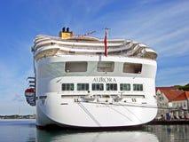 Cruise ship AURORA by P&O Cruises Stock Photo