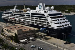 Cruise Ship Azamara Quest Stock Image