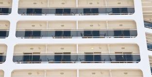 Cruise Ship background. Close up of Cruise Ship background Royalty Free Stock Photo