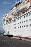 Cruise ship Balmoral Royalty Free Stock Image