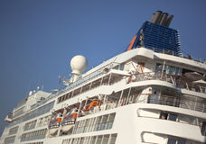 Cruise ship Royalty Free Stock Image