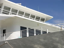 Cruise ship bridge 1 Royalty Free Stock Photos