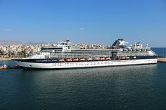 Cruise ship Celebrity Constellation Stock Photo