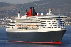 Cruise Ship closeup Stock Images