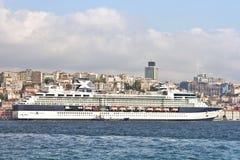Cruise Ship Constellation royalty free stock photos